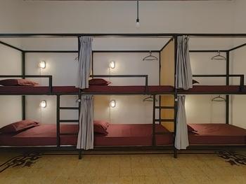 Semeru Hostel Malang - 2 Tamu di Kamar Tidur Campur Regular Plan