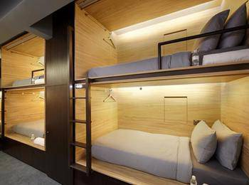 My Studio Hotel Surabaya - Beds for 3 pax Regular Plan