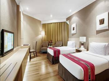Hotel Sahid Jaya Makassar - Deluxe With Breakfast Regular Plan