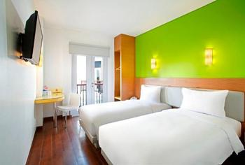 Amaris Hotel Teuku Umar Denpasar - Bali Bali - Smart Room Twin Staycation Offer Regular Plan