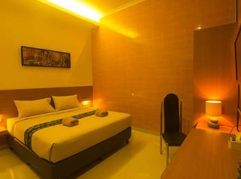 Savita Inn Yogyakarta - Deluxe Twin Bed Regular Plan