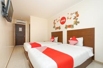 OYO 134 LG Residence Surabaya - Standard Twin Room Regular Plan