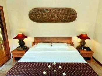 Ajanta Villas Bali - One Bedroom Pool Villa Regular Plan