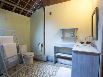 Pondok Pisang Candidasa Bali - Two-Bedroom  Family Regular Plan