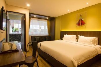 Arkeo Hotel Bandung Bandung - Deluxe Room Only Regular Plan