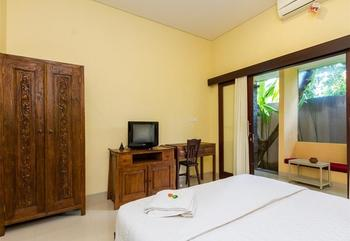 RedDoorz @Tirta Akasa Sanur Bali - RedDoorz Room Special Promo Gajian