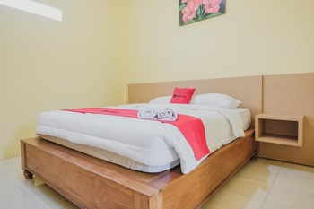 RedDoorz near RS Imanuel Lampung Bandar Lampung - RedDoorz Room Regular Plan