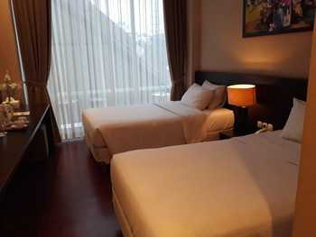 Oasis Siliwangi Sport Hotel Bandung - Superior Room Only  Regular Plan