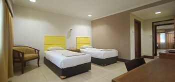 Hotel Bintang  Balikpapan - executive twin Regular Plan