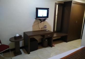 Smart Hotel Lubuklinggau - Standard Double Room Regular Plan