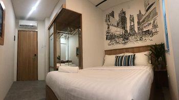 Casa Living Senayan Jakarta - King Deluxe Regular Plan