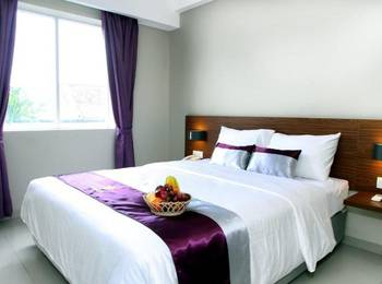 Hotel Amantis Demak - Deluxe Room Regular Plan