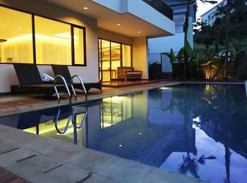 Permai Villa Dago - 4 Bedrooms Villa With Private Pool - Hanya Kamar App Promo