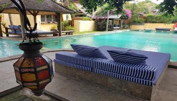 Rare Angon Villas Bali - Two Bedroom Studio Rumah Biru LM17