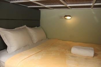 ALA Hostel Bali - Bed in 4 Bed Mixed Dormitory Room  Regular Plan