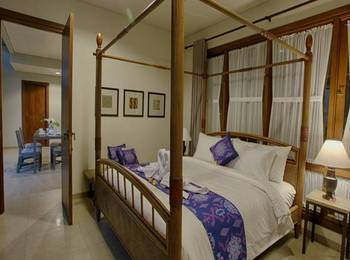 The Poh Jimbaran Bali - 1 Bedroom Pool Villa  LUXURY - Pegipegi Promotion