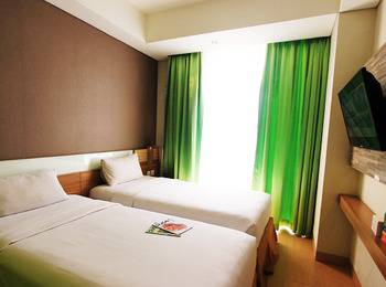 Hotel Dafam Fortuna Seturan - Standard Twin Room Only Regular Plan
