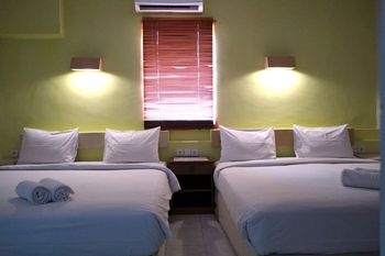 OYO 2253 Flagship The Sunrise Sanur Bali - Suite Double Regular Plan