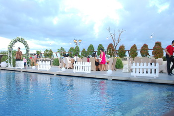 Atanaya Kuta Bali - Wedding Package (Food, Venue, & Room)  Regular Plan