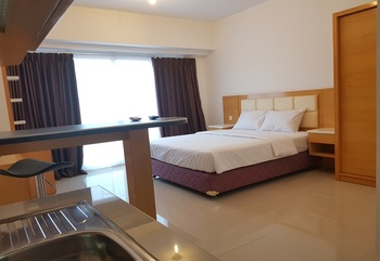 Sun Apartment @Star Apartment 9th Floor Semarang Semarang - Suite Family (Max Check in 22.00 WIB) Regular Plan