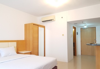 Sun Apartment @Star Apartment 9th Floor Semarang Semarang - Deluxe Room Paket Mingguan (Beli 1 malam gratis 5 malam) Regular Plan