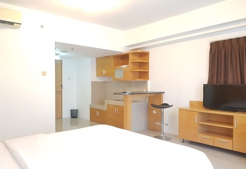 Sun Apartment @Star Apartment 9th Floor Semarang Semarang - Deluxe Plus (Max Check in 22.00 WIB) Regular Plan