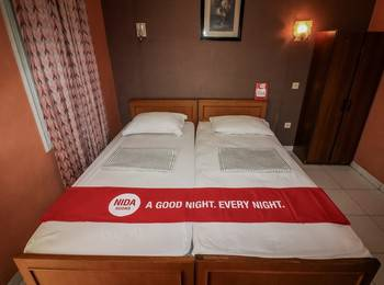 NIDA Rooms Setia Budi 24 Ring Road Medan Selayang - Double Room Single Occupancy Special Promo