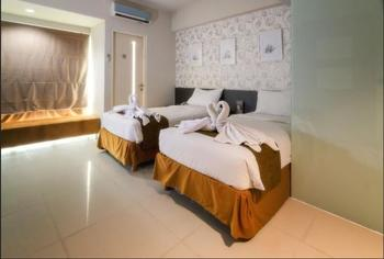 The Square Surabaya - Deluxe Twin Room Only Regular Plan