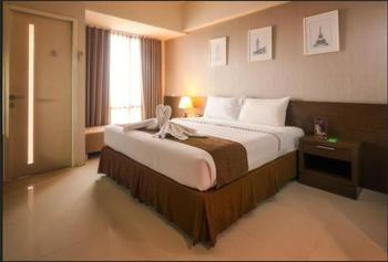 The Square Surabaya - Deluxe King Room Only Regular Plan