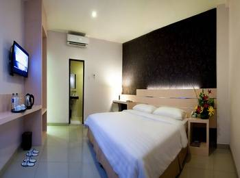 Cordela Hotel Medan - Kamar Deluxe Business Double Regular Plan