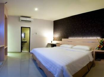 Cordela Hotel Medan - Deluxe Business Regular Plan