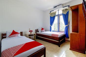 OYO 2993 Wisma Pkbi Jawa Barat Bandung - Deluxe Twin Room Regular Plan