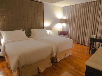 Diradja Hotel Indonesia Jakarta - Deluxe Twin Room Only Regular Plan