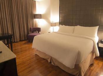 Diradja Hotel Indonesia Jakarta - Deluxe Double Room Only Regular Plan