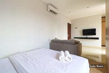Plaza 54 Residence Jakarta - Suite Room NONRef Regular Plan