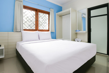 Sky Residence Batu 1 Malang Malang - Deluxe Double Room Only Regular Plan