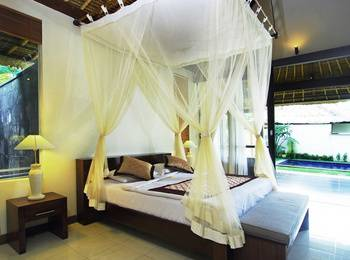 Pertiwi Resort & Spa Bali - One Bedroom Deluxe Pool Villa Basic Deal 15% - Non Refund