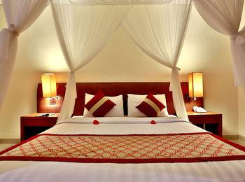 Pertiwi Resort & Spa Bali - Deluxe Suite Room Basic Deal 15% - Non Refund