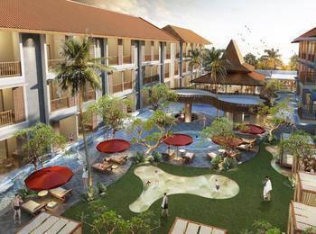 Grand Barong Resort Bali - Superior Room Breakfast Lastminutes Discount 20%