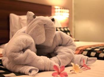 Grand Barong Resort Bali - Deluxe Twin Room Breakfast Lastminutes Discount 20%