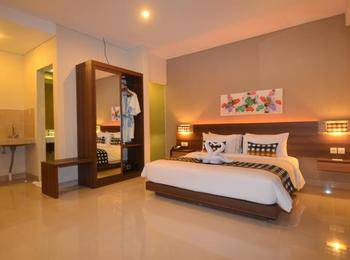 Grand Barong Resort Bali - Deluxe Twin Room Breakfast Regular Plan
