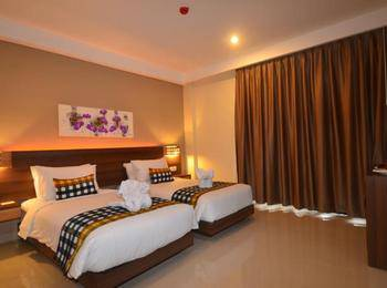 Grand Barong Resort Bali - Family Room Breakfast Lastminutes Discount 20%