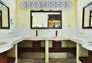 7SEAS Cottages Lombok - Backpacker Dormitory Single - Harga Untuk 1 Tempat Tidur Backpacker Dormitory Single