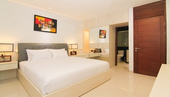 Rozelle By D'best Hospitality Bandung - Executive One Bed Room Non Refundable Promo One Bed Exe Weekday
