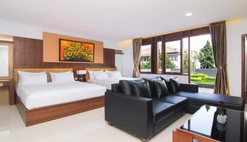 Rozelle By D'best Hospitality Bandung - Deluxe Room Non Refundable Regular Plan