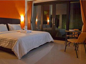 Ninja Suite Villa  Bali - Standard Double ROOM ONLY Regular Plan