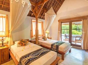 Taman Sari Bali Resort Bali - 3 Bedroom Pool Villa Room Only Regular Plan