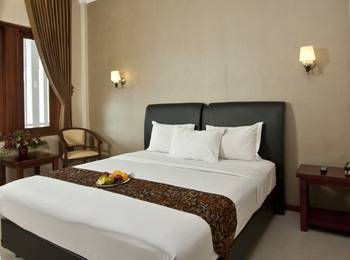 Omah Pari Boutique Hotel Yogyakarta - Deluxe - Room only Regular Plan