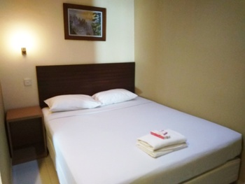 Hotel Parma Pekanbaru - Deluxe Room Regular Plan