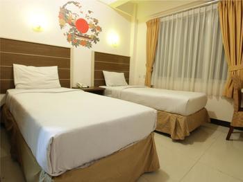 Dago's Hill Hotel Bandung - Standard Twin Regular Plan